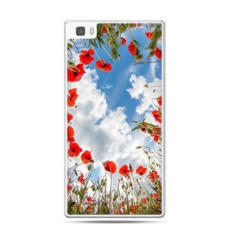 Huawei P8 Lite etui polne maki