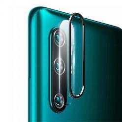 Xiaomi Mi Note 10 Pro - Hartowane szkło na Tylny aparat z ramką Alu.