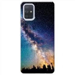 Etui na Samsung Galaxy A51 - Droga mleczna Galaktyka