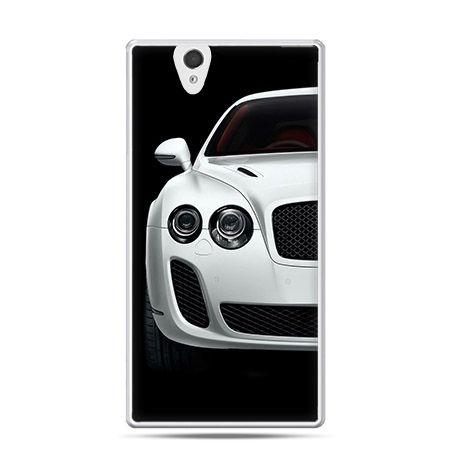 Etui na Sony Xperia Z samochód Bentley
