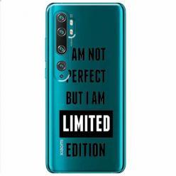 Etui na Xiaomi Mi Note 10 - I Am not perfect…