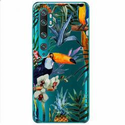 Etui na Xiaomi Mi Note 10 - Egzotyczne tukany.
