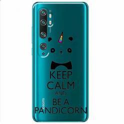 Etui na Xiaomi Mi Note 10 Pro - Keep Calm… Pandicorn.