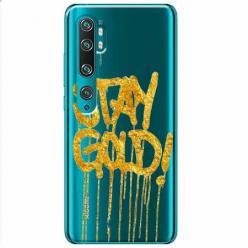 Etui na Xiaomi Mi Note 10 Pro - Stay Gold.