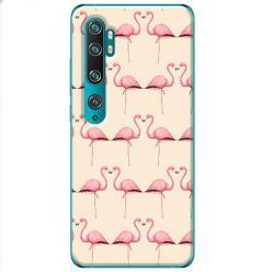 Etui na Xiaomi Mi Note 10 Pro - Flamingi