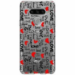 Etui na LG K50s - Love, love, love…