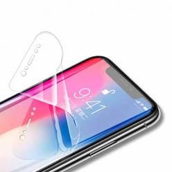 iPhone X folia hydrożelowa Hydrogel na ekran.