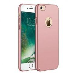 Etui na telefon iPhone SE 2020 - Slim MattE - Różowy.