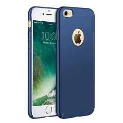 Etui na telefon iPhone SE 2020 - Slim MattE - Granatowy.