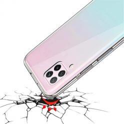 Etui na Huawei P40 Lite silikonowe crystal clear - bezbarwne.