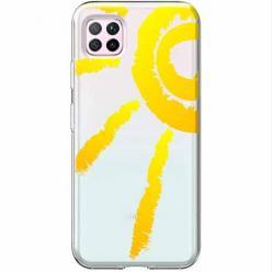 Etui na Huawei P40 Lite - Wakacyjne słońce.