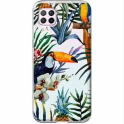 Etui na Huawei P40 Lite - Egzotyczne tukany.