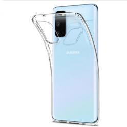 Etui na Samsung Galaxy S20 silikonowe crystal case - bezbarwne.