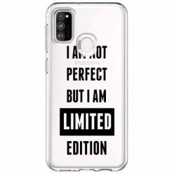 Etui na Samsung Galaxy M21 - I Am not perfect…