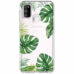 Etui na Samsung Galaxy M21 - Welcome to the jungle.