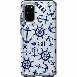 Etui na Samsung Galaxy S20 - Ahoj wilki morskie.