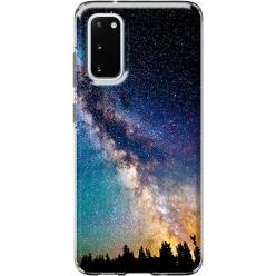 Etui na Samsung Galaxy S20 - Droga mleczna Galaktyka