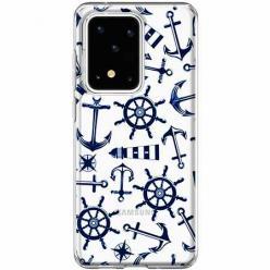 Etui na Samsung Galaxy S20 Ultra - Ahoj wilki morskie.