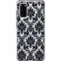 Etui na Samsung Galaxy S20 Plus - Damaszkowa elegancja.