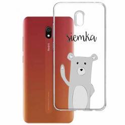 Etui na Xiaomi Redmi 8A - Misio Siemka.