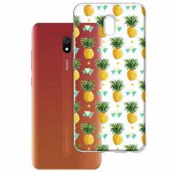 Etui na Xiaomi Redmi 8A - Ananasowe szaleństwo.