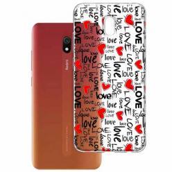 Etui na Xiaomi Redmi 8A - Love, love, love…