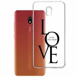 Etui na Xiaomi Redmi 8A - All you need is LOVE.