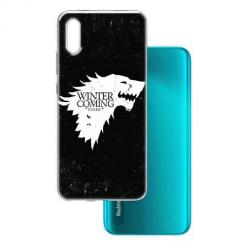 Etui na Xiaomi Redmi 9A - Winter is coming White