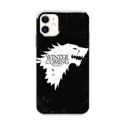 Etui na iPhone 12 Mini - Winter is coming White
