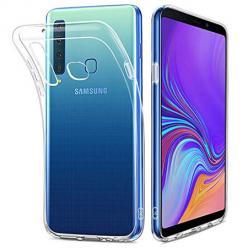 Etui na Samsung A9 2018 silikonowe crystal case - bezbarwne.