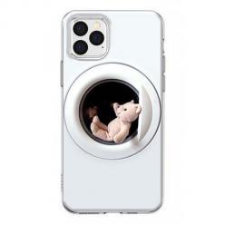 Etui na iPhone 12 Pro Max - Misio w pralce