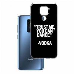 Etui na Xiaomi Redmi Note 9 -  Trust me You can Dance