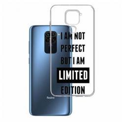 Etui na Xiaomi Redmi Note 9 - I Am not perfect…