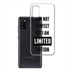 Etui na Samsung Galaxy A41 - I Am not perfect…