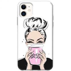 Etui na telefon Slim Case - Dziewczyna BOSS