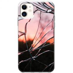 Etui na telefon Slim Case - Rozbite szkło