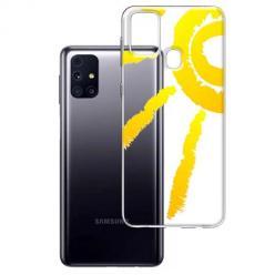 Etui na Samsung Galaxy M31s - Wakacyjne słońce