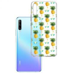 Etui na Huawei P Smart Pro 2019 - Ananasowe szaleństwo.