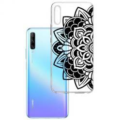 Etui na Huawei P Smart Pro 2019 - Kwiatowa mandala.