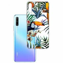 Etui na Huawei P Smart Pro 2019 - Egzotyczne tukany.