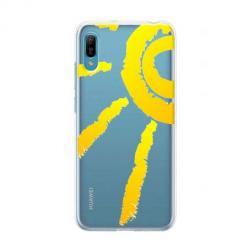Etui na Huawei Y6 Pro 2019 - Wakacyjne słońce