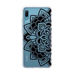 Etui na Huawei Y6 Pro 2019 - Kwiatowa mandala.v