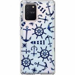 Etui na Samsung Galaxy S10 Lite - Ahoj wilki morskie.