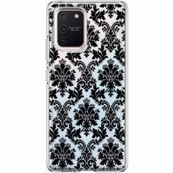 Etui na Samsung Galaxy S10 Lite - Damaszkowa elegancja.