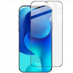 Apple iPhone 12 Pro Max hartowane szkło 5D Full Glue - Czarny.
