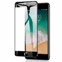 Apple iPhone SE 2020 hartowane szkło 5D Full Glue - Czarny
