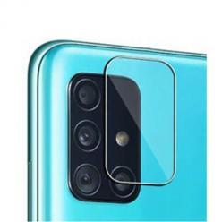 Samsung Galaxy A71 - Hartowane szkło na aparat, kamerę z tyłu telefonu