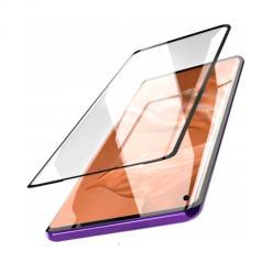 Samsung Galaxy M11 Hartowane Szkło 5D Full Glue Szybka - Czarny