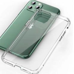 Etui na  silikonowe, przezroczyste crystal case.
