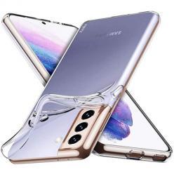 Etui na Samsung Galaxy S21 Plus silikonowe Slim Crystal Case Przezroczyste
